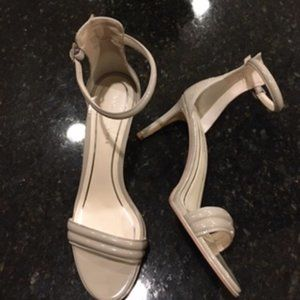 Kenneth Cole Brooke Nude ankle strap sandals-9